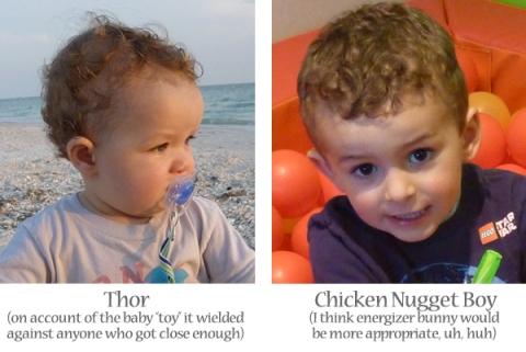 Mama's nephews